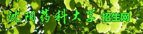 沈阳药科大学招生网