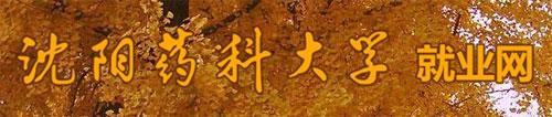 沈阳药科大学就业网